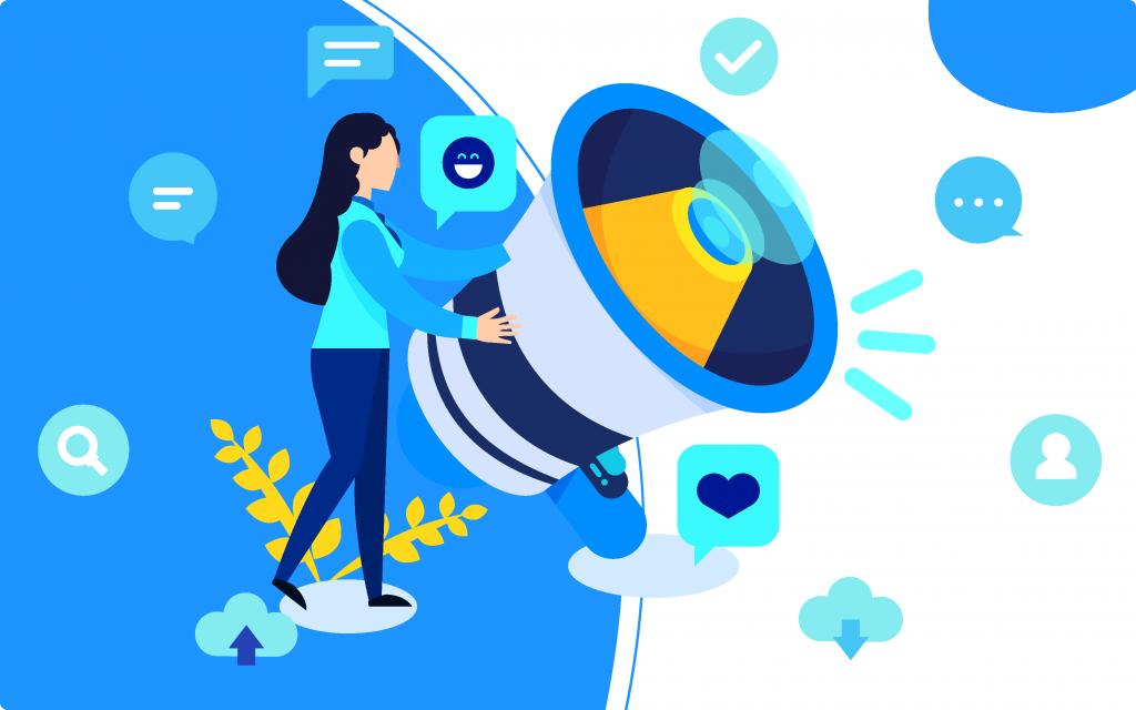 Digitales Marketing online